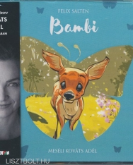 Felix Salten: Bambi - MP3 Kováts Adél előadásában