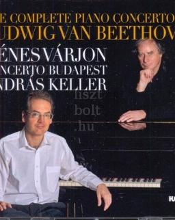 Ludwig van Beethoven: Complete Piano Concertos - 3 CD