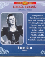 Vörös Sári: Libamáj, kacsamáj (magyar nóták)