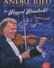 André Rieu and His Johann Strauss Orchestra: Magical Maastricht - DVD