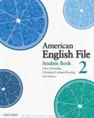 American English File Level 2 Student Book