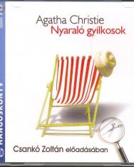 Agatha Christie: Nyaraló gyilkosok MP3 - Csankó Zoltán előadásában