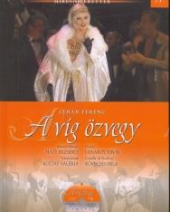 Híres operettek 14. - Lehár: A víg özvegy (Könyv, CD-melléklettel)