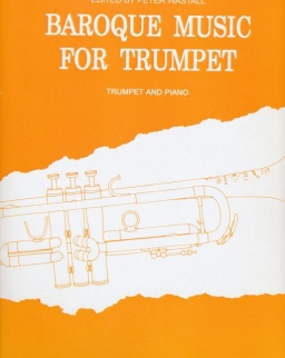 Baroque Music for Trumpet and Piano