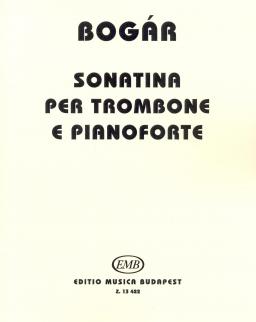 Bogár István: Sonatina harsonára zongorakísérettel