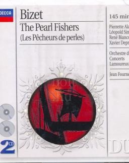 Georges Bizet: Gyöngyhalászok/The Pearl Fishers - 2 CD