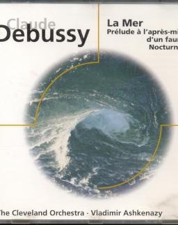 Claude Debussy: La Mer, Nocturnes, Prélude / Maurice Ravel: Rapsodie espagnole