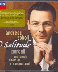 Andreas Scholl: O solitude - Purcell áriák és dalok