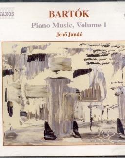 Bartók Béla: Piano Music 1.- Sonata, Suite op. 14., Andante, 15 Magyar Parasztdal, Három Csíkmegyei népdal