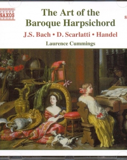 The Art of the Baroque Harpsichord (Bach, Scarlatti, Händel)