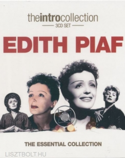 Edith Piaf: Essential Collection - 3 CD