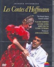 Jacques Offenbach: Les Contes d' Hoffmann DVD