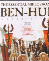 Ben-Hur - The Essential Rózsa Miklós - 2 CD