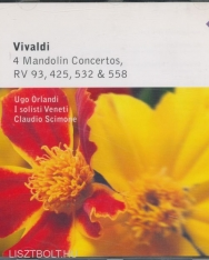 Antonio Vivaldi: Mandolin Concertos