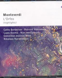 Claudio Monteverdi: L' Orfeo - részletek