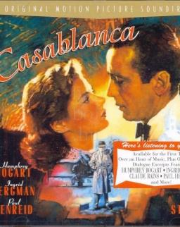 Casablanca filmzene