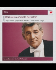 Bernstein conducts Bernstein - 7 CD