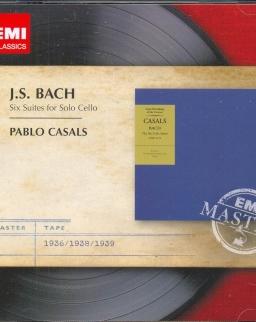Johann Sebastian Bach: Cello Suites - 2 CD