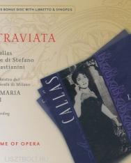 Giuseppe Verdi: La Traviata - 2 CD (+ bónusz szövegkönyv CD)