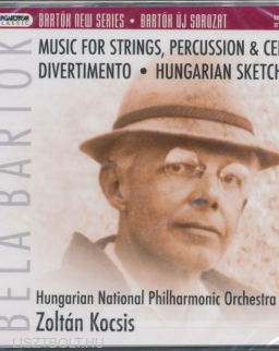 Bartók Béla: Music for Strings, Percussion & Celesta, Divertimento, Hungarian Sketches - SACD
