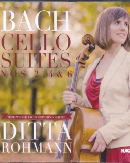 Johann Sebastian Bach: Cello Suites 2,4,6