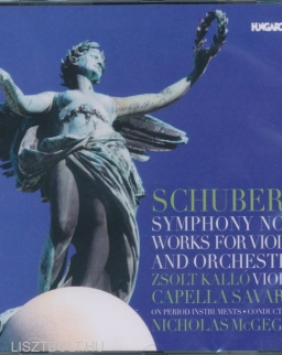 Schubert: Symphony No. 5, Works for Violin and Orchestra
