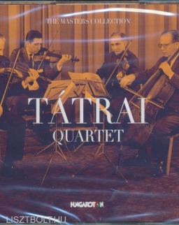 Tátrai Quartet - 3 CD (The Masters Collection)