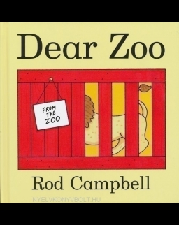 Dear Zoo - Board Book