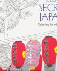 Secret Japan: Colouring for mindfulness