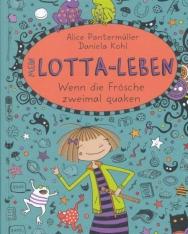 Alice Pantermüller: Mein Lotta-Leben 13 - Wenn die Frösche zweimal quaken