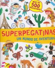Un mundo de aventuras (Superpegatinas)