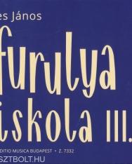 Béres János: Furulyaiskola 3.
