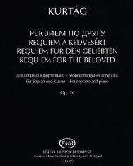Kurtág György: Requiem a kedvesért