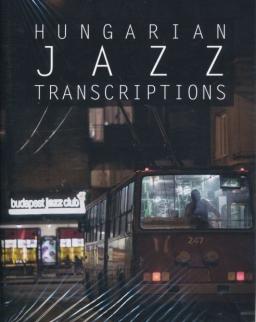 Möntör Máté: Hungarian jazz transcriptions