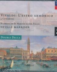 Antonio Vivaldi: L'Estro Armonico - 4 Concertos - 2 CD