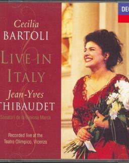 Cecilia Bartoli: Live in Italy