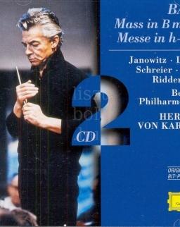 Johann Sebastian Bach:  Messe in h-moll - 2 CD