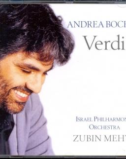 Andrea Bocelli: Verdi arias