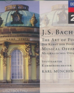 Johann Sebastian Bach: Art of Fugue, Musical Offering