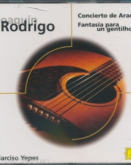 Joaquín Rodrigo: Concierto de Aranjuez, Fantasia para un gentilhombre