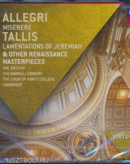 Allegri: Miserere and other Renaissance Masterpieces