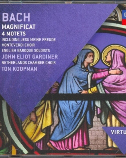 Johann Sebastian Bach: Magnificat, Motets