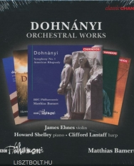 Dohnányi: Orchestral Works - 5 CD
