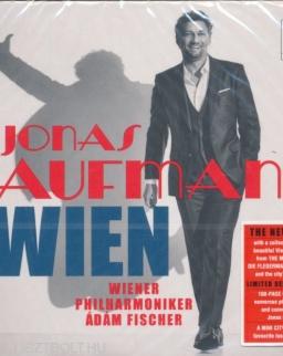 Jonas Kaufmann: Wien - deluxe (CD, szövegkönyv, fotók, mini Bécs-térkép)