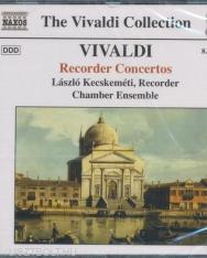 Antonio Vivaldi: Recorder Concertos