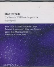 Claudio Monteverdi: Il ritorno d' Ulissa in patria - részletek