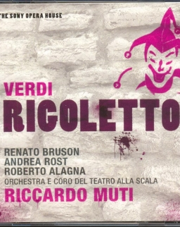 Giuseppe Verdi: Rigoletto - 2 CD