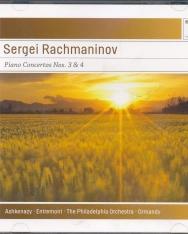 Rachmaninov: Piano Concerto No 3,4