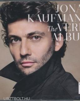 Jonas Kaufmann: Verdi album