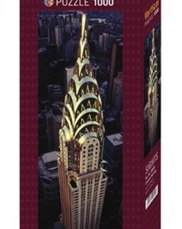 Heye Panorama Puzzle 1000 - Chrysler Building
